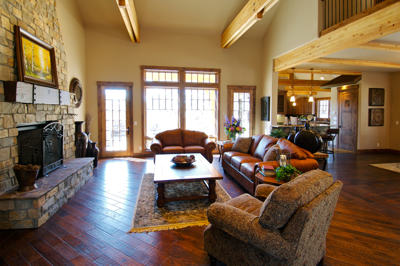 Custom Luxury Home Builder, Steve Madsen, Bend, OR